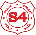 Start Smart Stay Safe logo