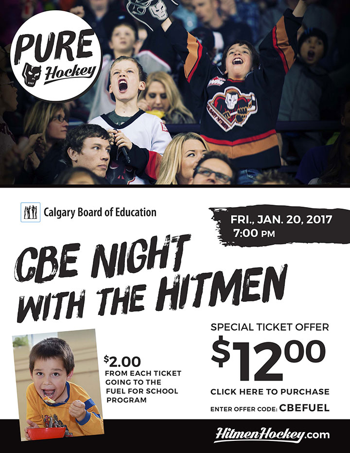 CBE Night with the Hitmen