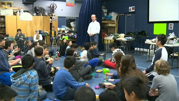 Tom Baines School Teacher is CTV's Inspired Albertan ...