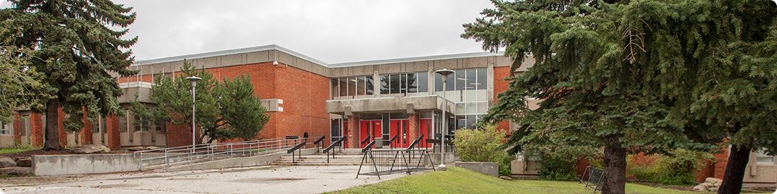Forest Lawn High School - Building & Modernizing Schools - CBE